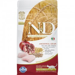 Farmina Neutered Pollo Cereal Gato 1,5Kg