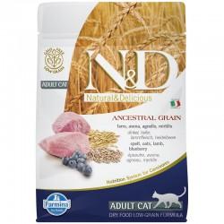 Farmina Adult Cordero Cereal Gato 300Gr