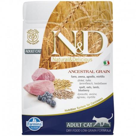 Farmina Adult Cordero Cereales Gato 300Gr