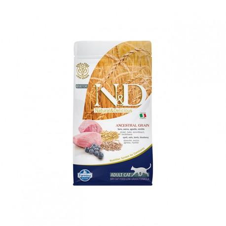 Farmina Adult Cordero Cereal Gato 1,5Kg