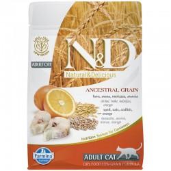 Farmina Adult Pescado Cereal Gato 300Gr