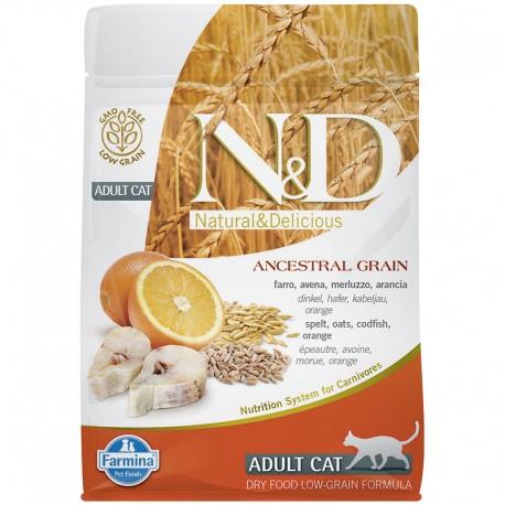 Farmina Adult Pescado Cereales Gato 300Gr