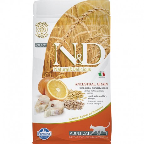 Farmina Adult Pescado Cereal Gato 1,5Kg