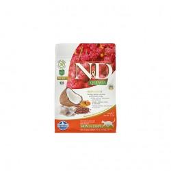 Farmina Skin&Coat Pesc Quinoa Gato 300Gr