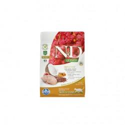 Farmina Skin&Coat Codorn Quinoa Gato 300Gr
