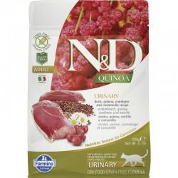 Fm Adult Cat Urinary Pato, Quinoa y Arandano 300Gr