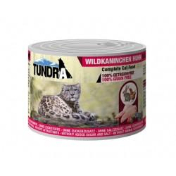 Tundra Lata Gato Chicken & Rabbit 200 Gr X 6Ud