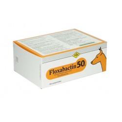 Floxabactin 50Mg 100 Comp