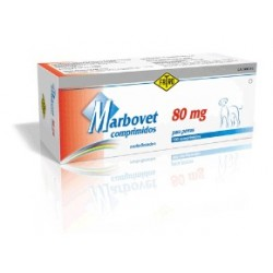 Marbovet 80Mg 100 Comp
