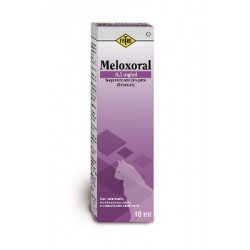 Meloxoral 0,5 Gatos 10Ml