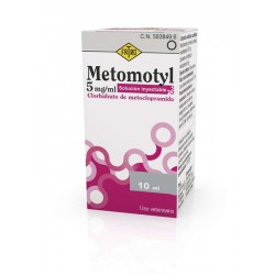 Metomotyl 5Mg/Ml 10Ml Iny