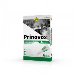 Prinovox Perro Pequeño 0,4Ml x 6 Pip 0-4Kg