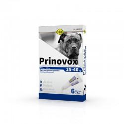 Prinovox Perro 4 ml x 6 Pip 25-40kg