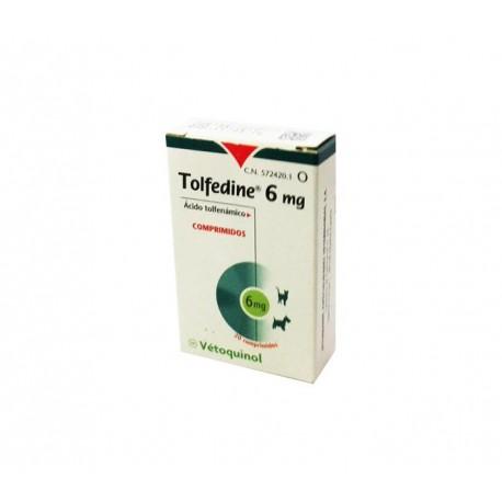 Tolfedine 6Mg 20 Comp