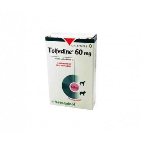 Tolfedine 60Mg 16 Comp