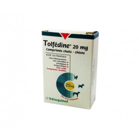 Tolfedine 20Mg 96 Comp