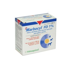 Marbocyl Fd. Inyectable 20Ml