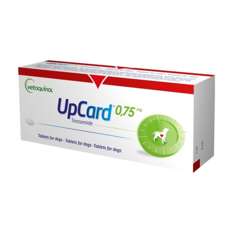 Upcard 0,75Mg 100 Tabs
