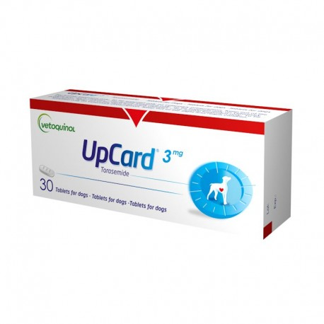 Upcard 3Mg 30 Tabs