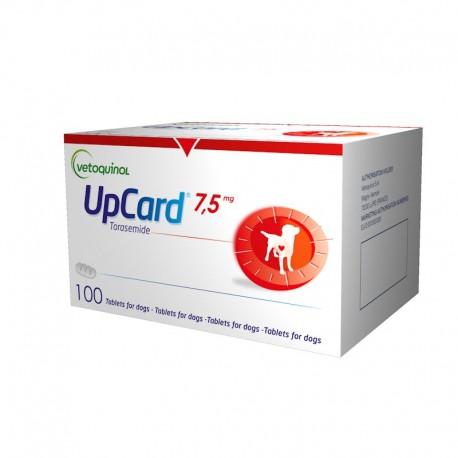 Upcard 7,5Mg 100 Tabs