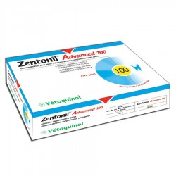 Zentonil Advance 100Mg 30 Comp