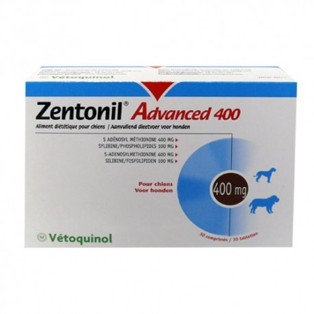 Zentonil Advance 400Mg 30 Comp