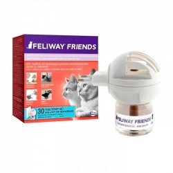 Feliway Friends Difusor + Recambio 48 Ml