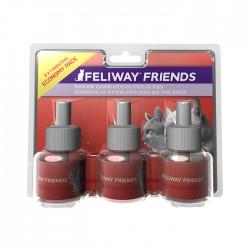 Feliway Friends Recambio PACK 3X48 Ml