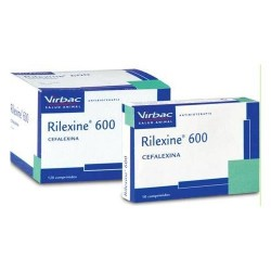 Rilexine 600Mg Masticable 140 Comp