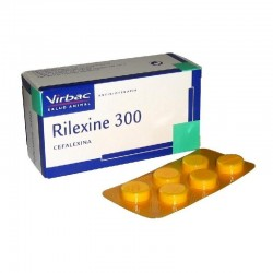 Rilexine 300Mg Masticable 14 Comp