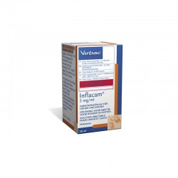 Inflacam 5Mg/Ml 20Ml Solucion Inyectable