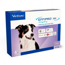 Effipro 134 Mg Duo Spot On Perro Mediano 4Pip