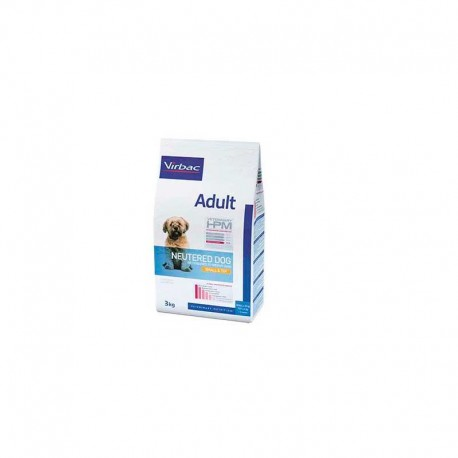 Hpm Adult Neutered Dog Small & Toy 3Kg
