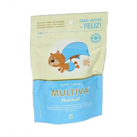 Multiva Hairball 45 Chews