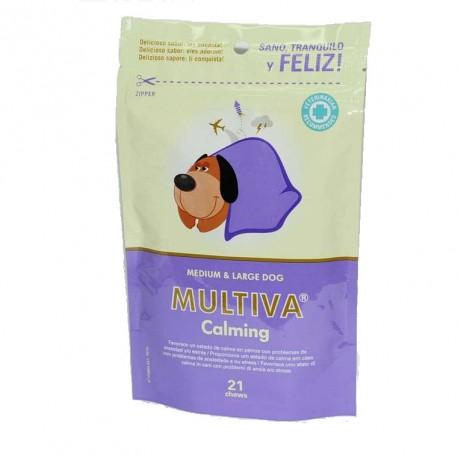 Multiva Calming Medium And Large Dog 21 Chews