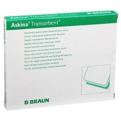 Askina Transorbent 10x10Cm 5Uds