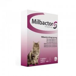 Milbactor Gato 40/16 Mg 2Kg 4 Comp