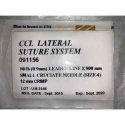 Sutura Lateral 0,9X800 Pack 5 Ud 15-20kg