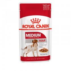Chn Medium Adult Pouch 140Gr X 10Ud