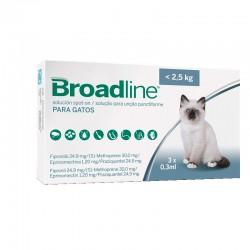 Broadline 3 Pip 2,5 Kg Azul