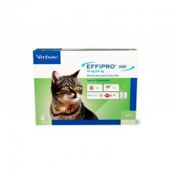 Effipro 50 Mg Duo Spot On Gatos 4Pip