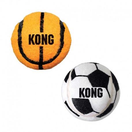 ABS1E Kong Sport Balls L 2Uds