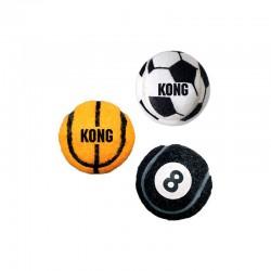 ABS5E Kong Sport Balls XS 3Uds
