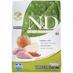 Farmina Adult Jabali Sin Cereal Gato 300Gr