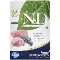 Farmina Adult Cordero Sin Cereal Gato 300Gr