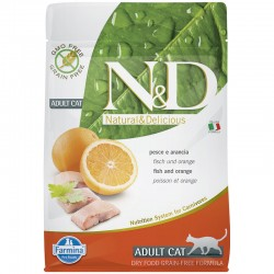 Farmina Adult Pescado Sin Cereal Gato 300Gr
