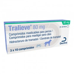 Tralieve 80Mg 30 Comp