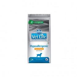 Farmina Vet Life Hypoallerg. Pescado Perro 12Kg