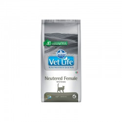 Farmina Vet Life Neutered Female Gato 5Kg