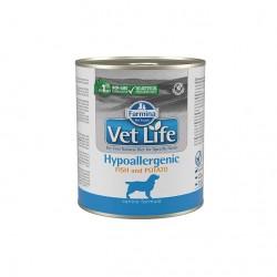 Farmina Vet Life Hypoallerg. Pesc Perro 6X300Gr